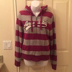 aeropostale zip-up hoodie